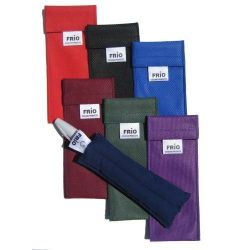 FRIO Individual Wallet cooling case for insulin pen. | black, blue, claret, purple, red