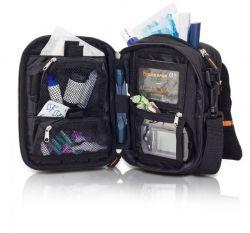 Insulin bag. Elegant bag for carrying diabetic accessories.