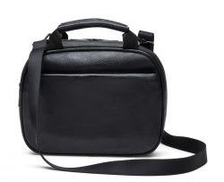 Elegant bag for diabetic accessories black