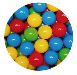 Freestyle Libre sensor sticker - balls