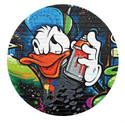 Freestyle Libre sensor sticker Duck