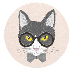 Freestyle Libre sensor sticker - Cat 1