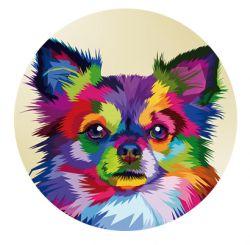 Freestyle Libre sensor sticker  - Doggie