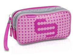 Bag for easy carrying of diabetic accessories and personal belongings.