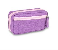 Insulated cooling case for easy carrying of diabetic accessories and personal belongings