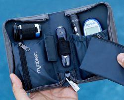 Organizer / Wallet for diabetics Myabetic