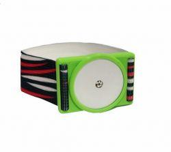 Plastic holder for Freestyle Libre sensor - light green