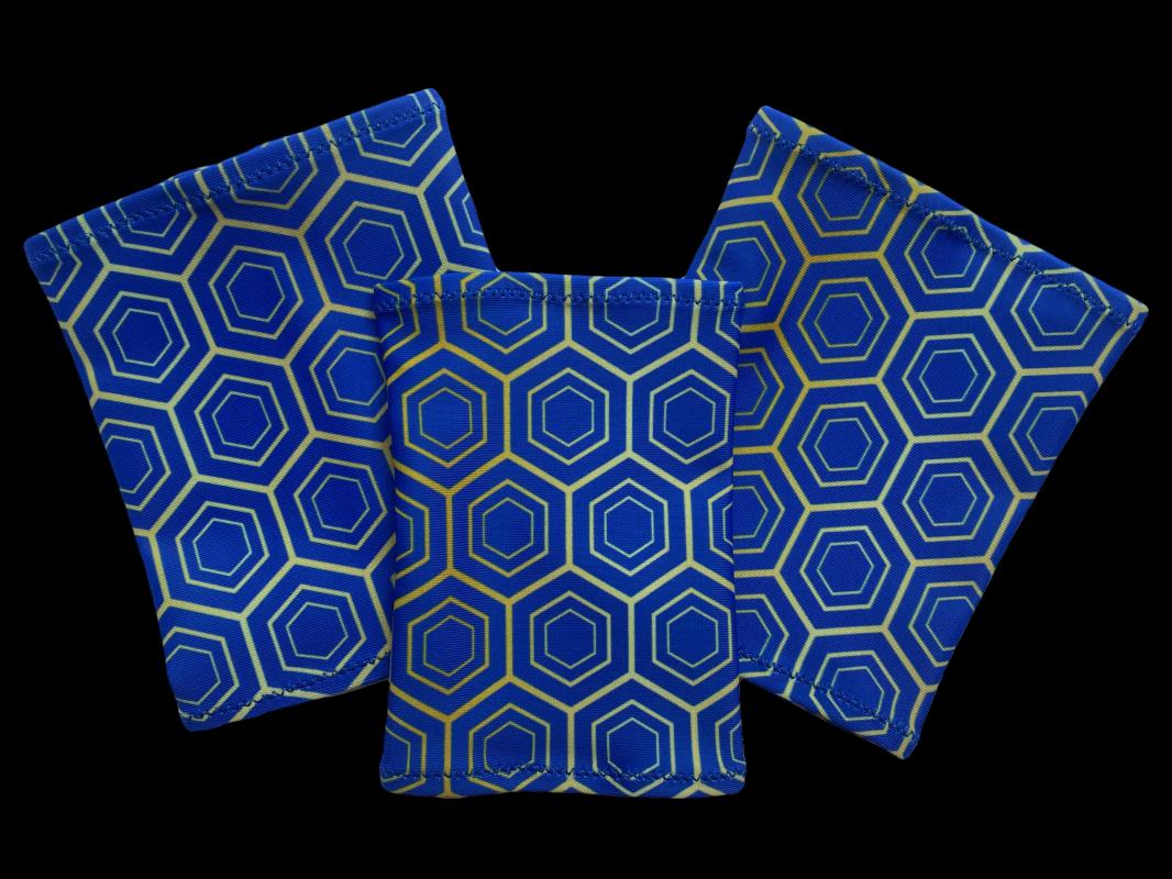 Elastic armband - dark blue