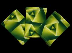 Elastic armband - Green
