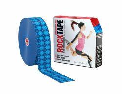 RockTape Kinesiology Tape Bulk - Romby blue 32 m