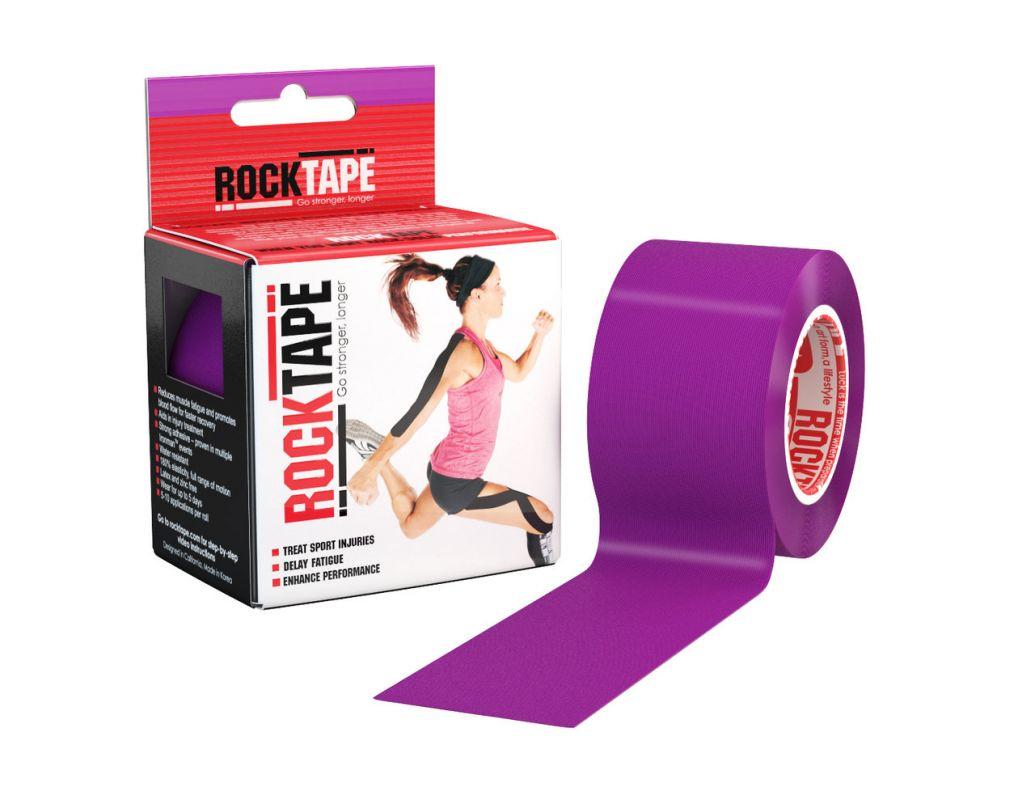 RockTape Kinesiology Tape - Purple