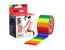 RockTape Kinesiology Tape - Rainbow