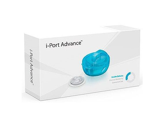 Medtronic iPort Advance injection port - 6mm