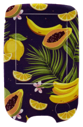 Sticker for Freestyle Libre reader - Exotic fruits 1