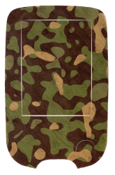Sticker for Freestyle Libre reader - Military