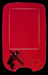 Sticker for Freestyle Libre reader - Spider