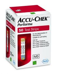 Accu-chek Performa Test Strip 50 pcs