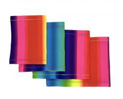 Elastic armband -  Rainbow  | Size 16 - 21 cm, Size 20 - 26 cm, Size 25 - 30 cm, Size 28 - 36 cm
