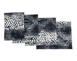 Elastic armband -  Snake print  | Size 16 - 21 cm, Size 20 - 26 cm, Size 25 - 30 cm, Size 28 - 36 cm
