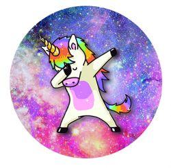 Freestyle Libre sensor sticker - Unicorn