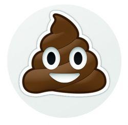 Freestyle Libre sensor sticker - Emoji