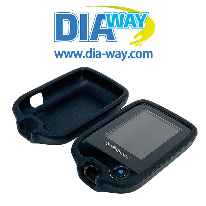 Silicone cover for Freestyle Libre reader